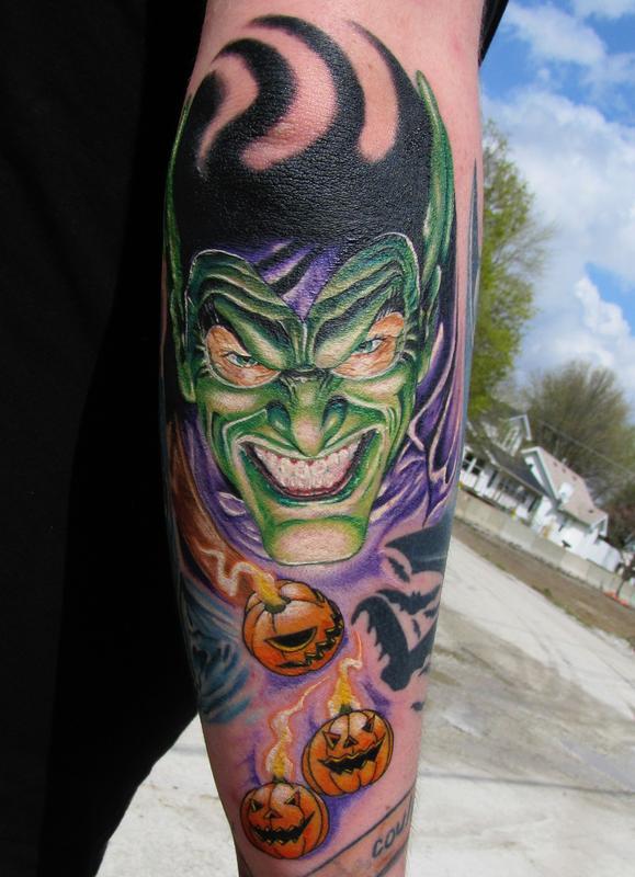 35 Best Goblin Tattoos Design And Ideas