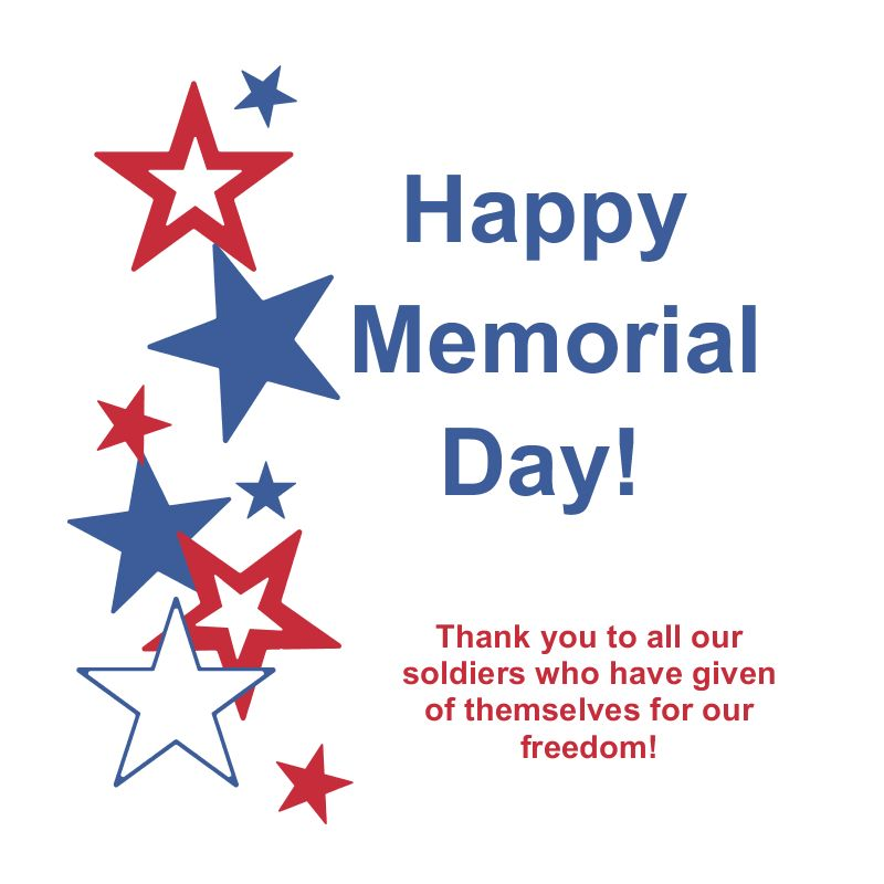 20 all time best memorial day wish pictures happy memorial day thank you to all our soldiers who have given of themselves for our m4hsunfo
