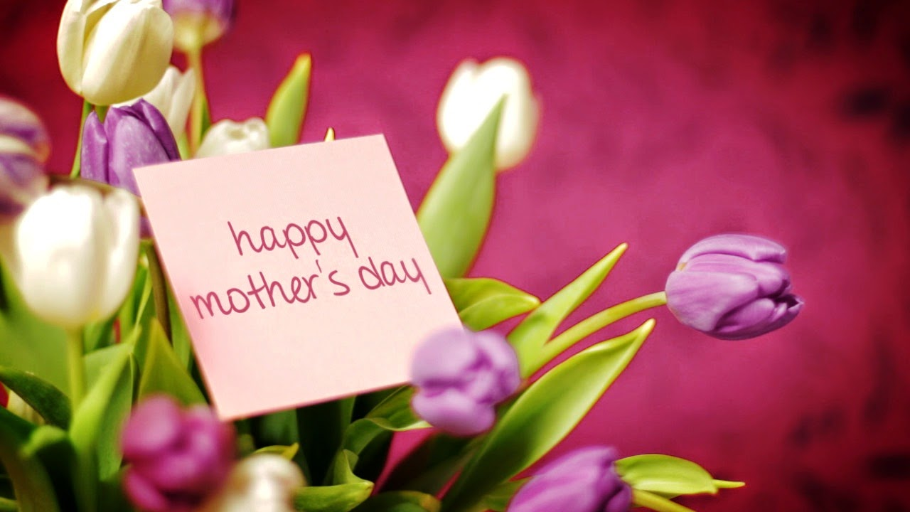 55 best mothers day 2017 greeting pictures and photos happy mothers day card with flowers kristyandbryce Image collections