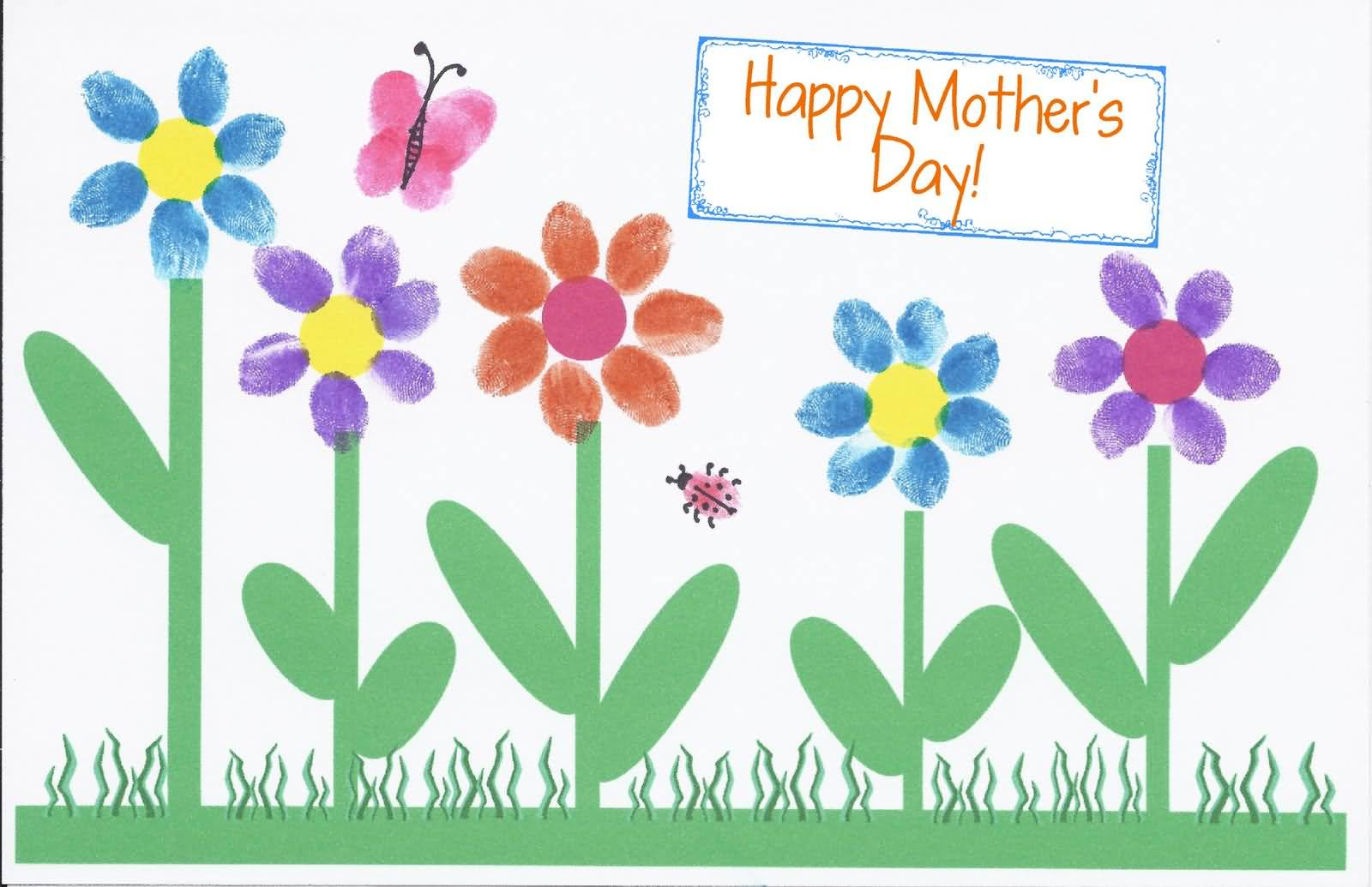 Happy Mothers Day 2014 Card Ideas: 35+ Most Adorable Mother's Day 2017 Greeting Pictures