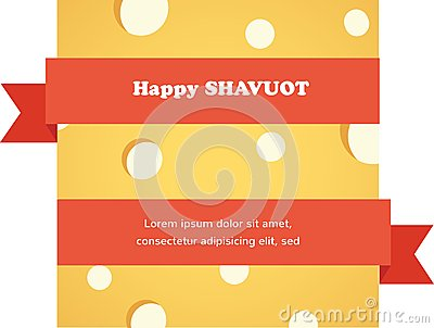 Happy Shavuot 2017 Greeting Card