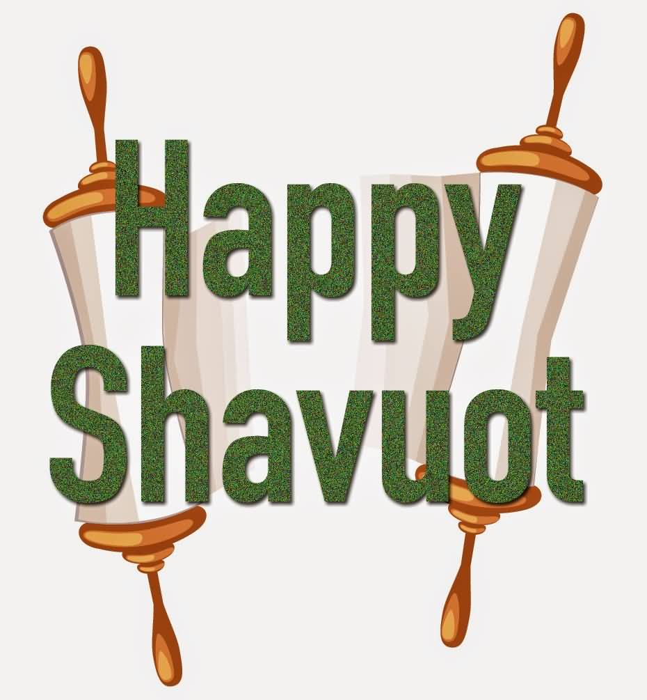 Happy Shavuot Mitzwah Picture