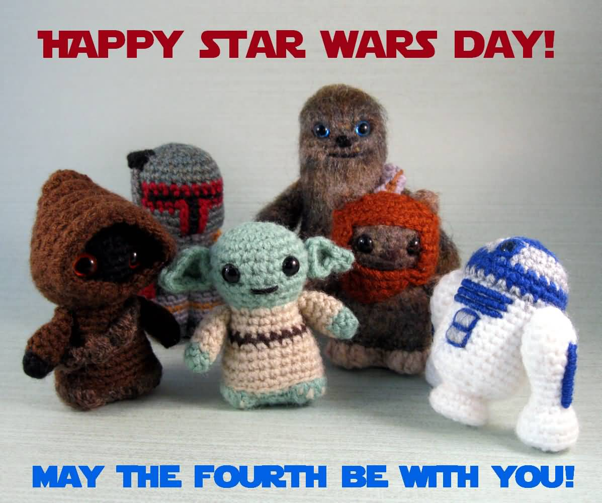 May The Fourth Be With You Recipes: Happy Star Wars Day May The Fourth Be With You