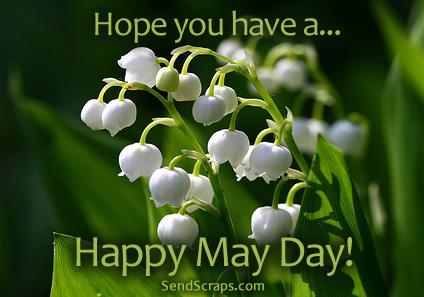 Risultati immagini per happy may day