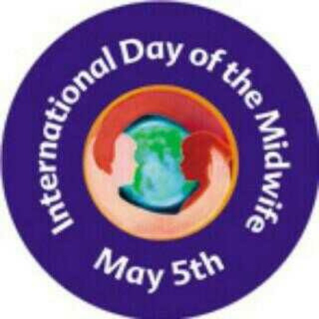International Day Of The Midwife May 5th Sticker