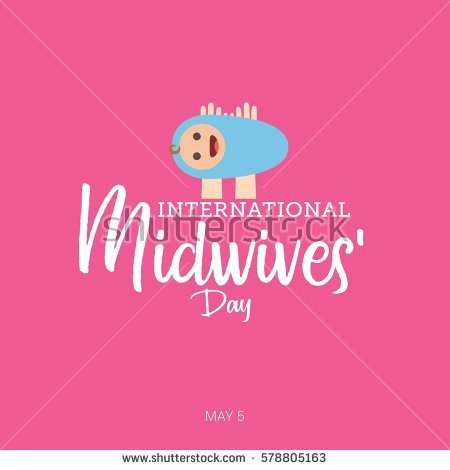 International Midwives Day 2017 Illustration