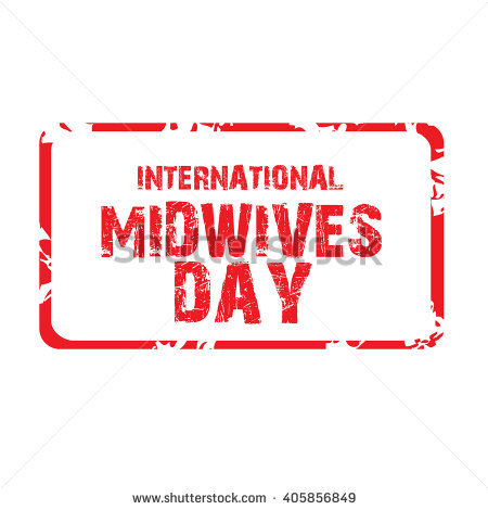 International Midwives Day 2017 Stamp