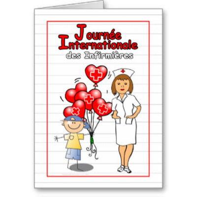 International nurses day wishes in french language m4hsunfo