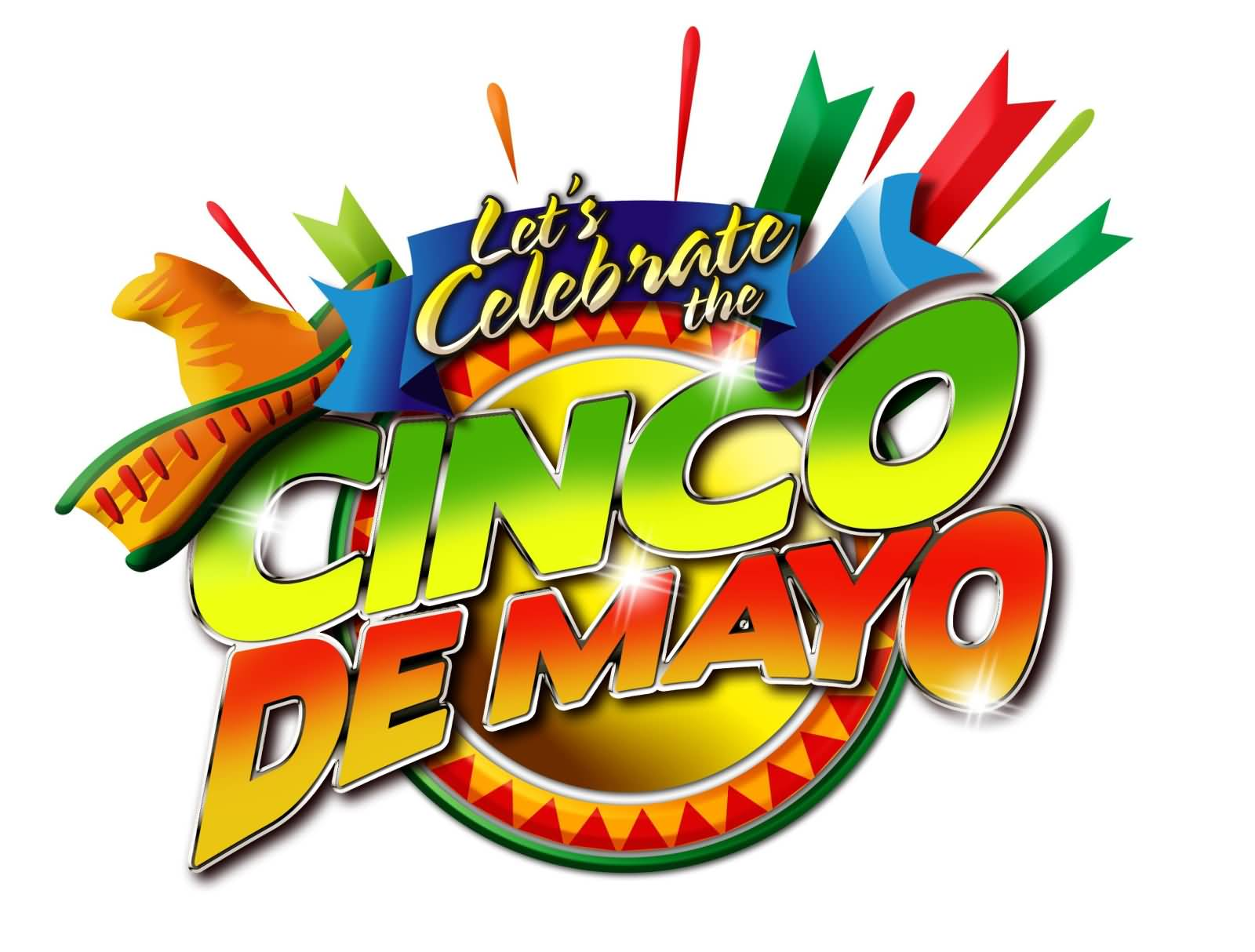 Lets celebrate the cinco de mayo greetings m4hsunfo