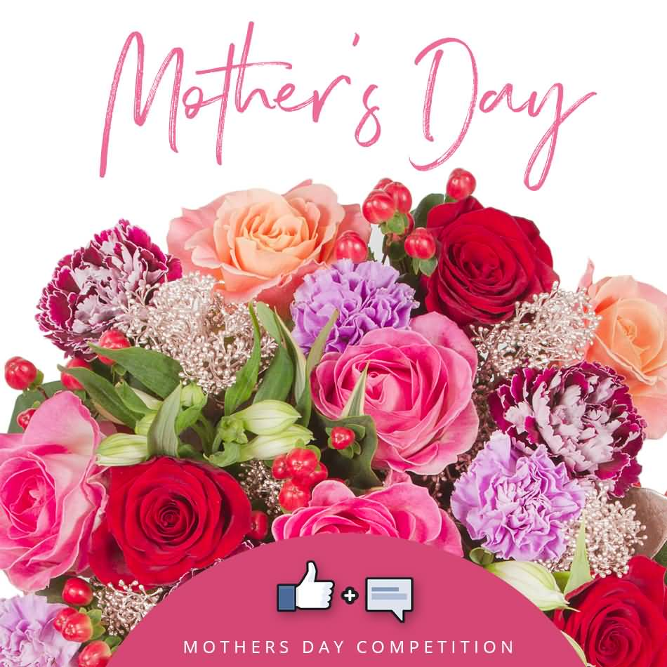 Mother\'s Day Flowers Bouquet
