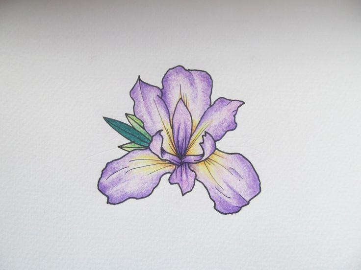 5532b90830b7b 36+ Best Iris Tattoos Design And Ideas