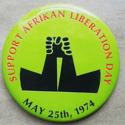 Support African Liberation Day May 25th, 1974