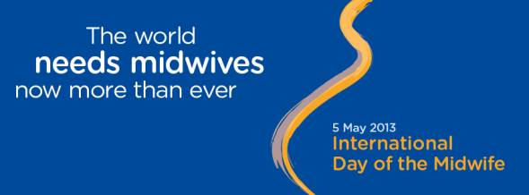 The World Needs Midwives Now More Than Ever International Day Of The Midwife