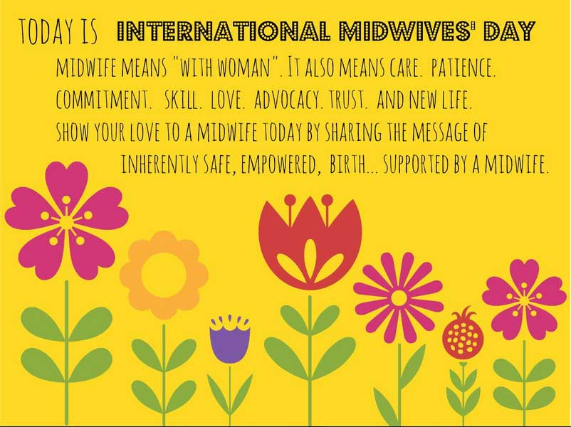 Today Is International Midwives Day