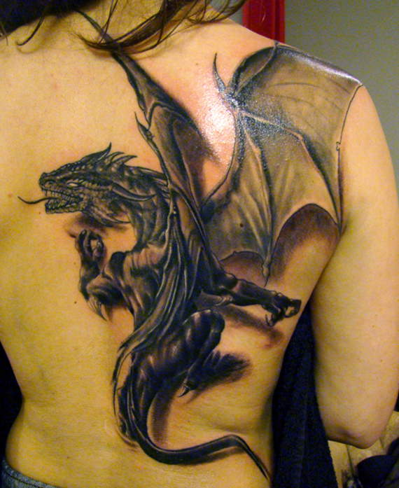 60+ Popular Dragon Tattoos With Meanings