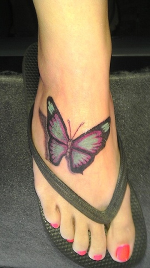7 Awesome Butterfly Tattoo Designs And Ideas