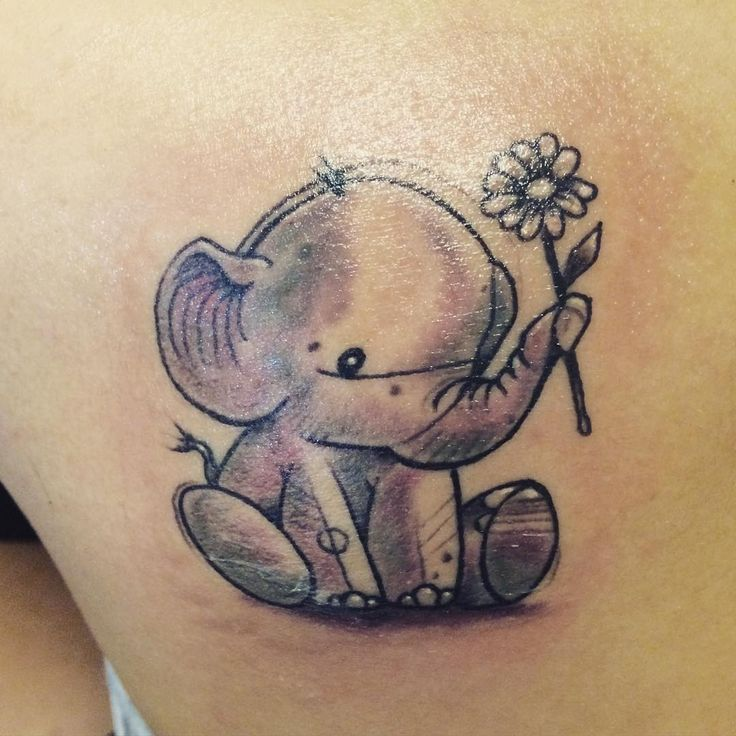 Elephant Tattoos Designs Ideas And Meaning: 37+ Popular Elephant Tattoos Collection