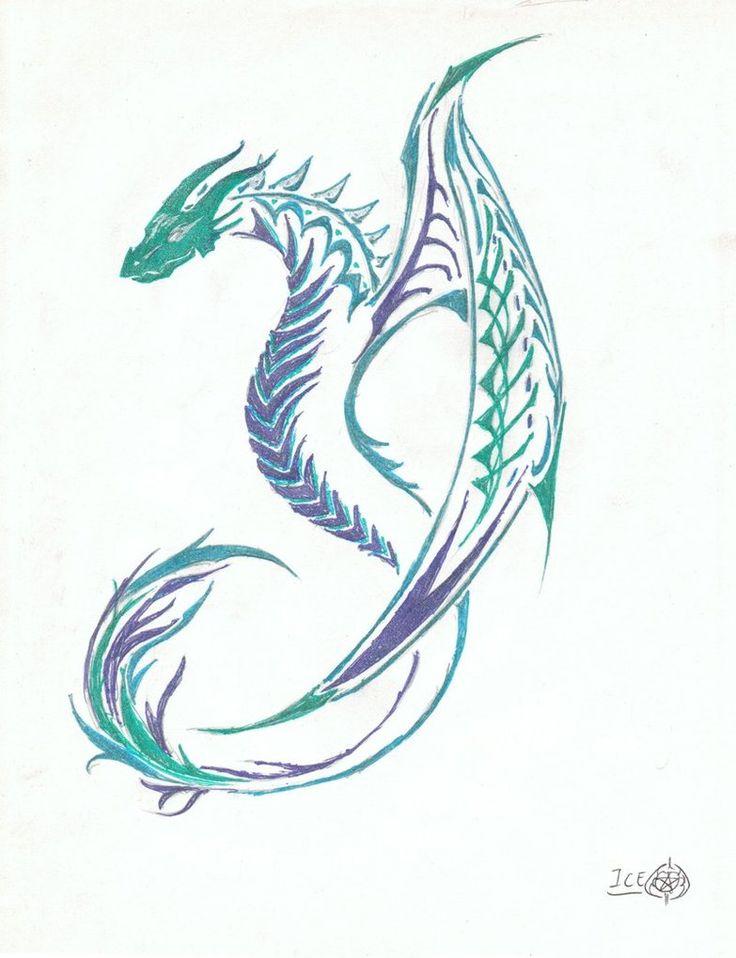 colorful tribal tattoo designs wwwimgkidcom the