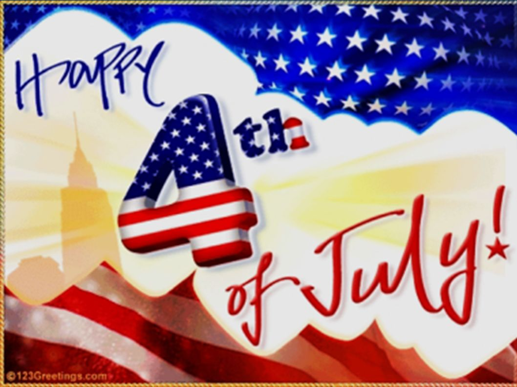 Happy 4th Of July Wishes Greetings