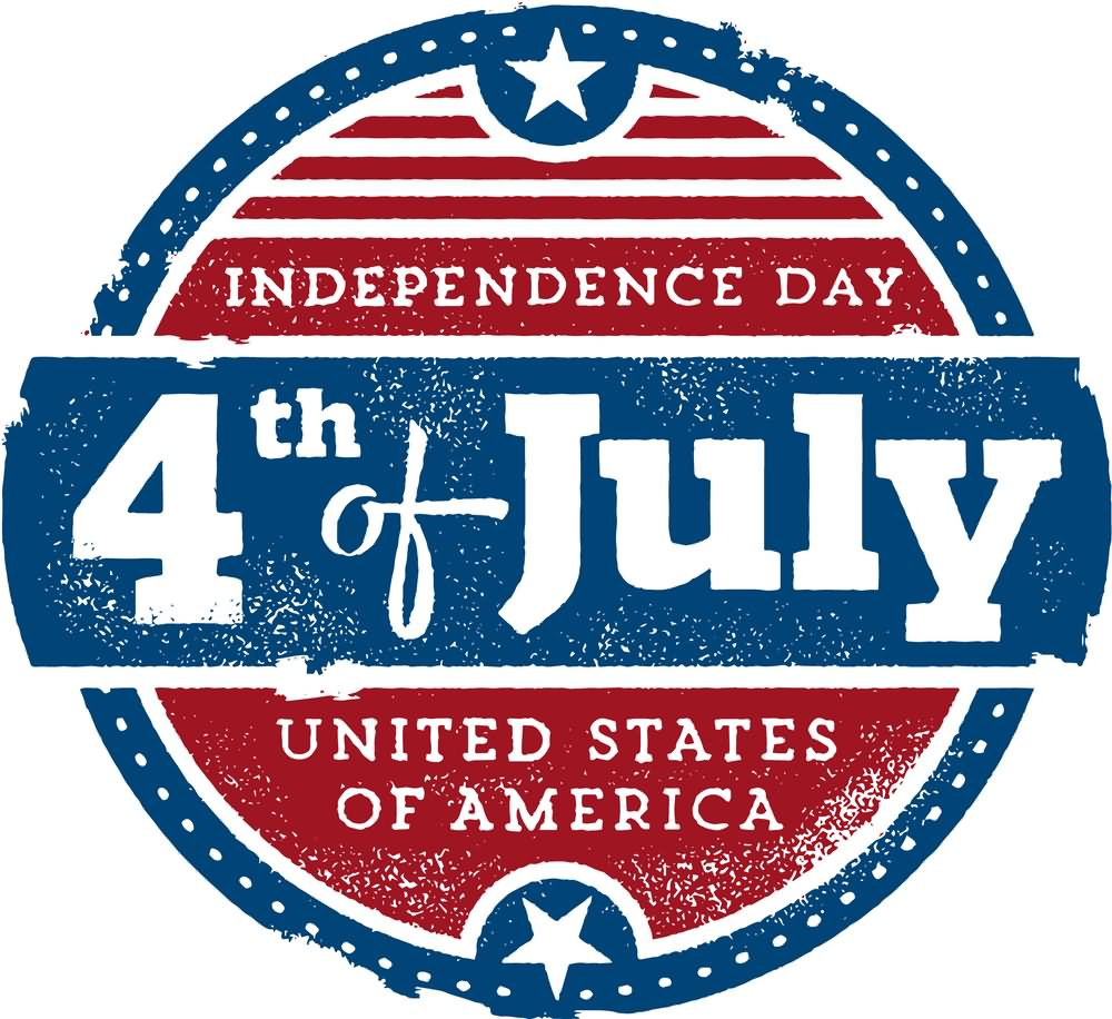Happy Independence Day 4th of July United States Of America