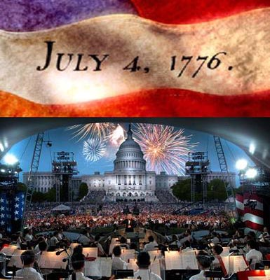 Happy Independence Day Of USA 4 July,1776