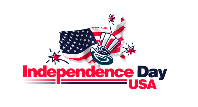 Happy Independence Day USA Wishes Greeting