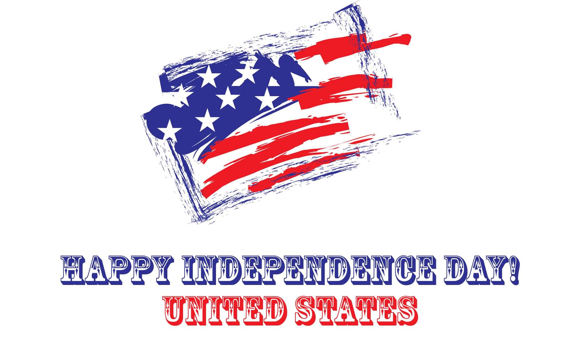 Happy Independence Day United Stated Wishes Graphics