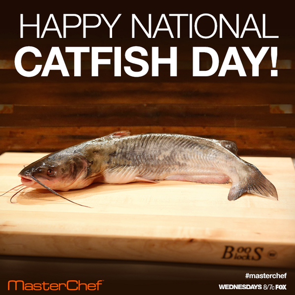 Happy National Hunting And Fishing Day: 11+ National Catfish Day Pictures And Wishes