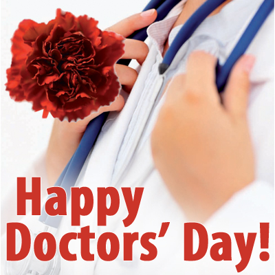 National doctors day happy national doctor day m4hsunfo