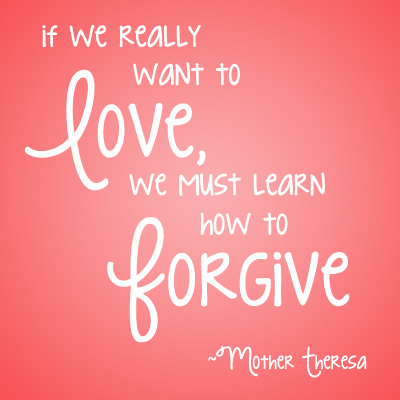 learning how to forgive Forgiving someone for hurting you has been shown to relieve stress, so you'll be  doing yourself a favor in the process learning to forgive.