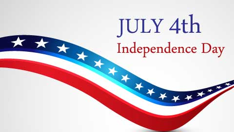 July 4th Happy Independence Day Graphic Picture