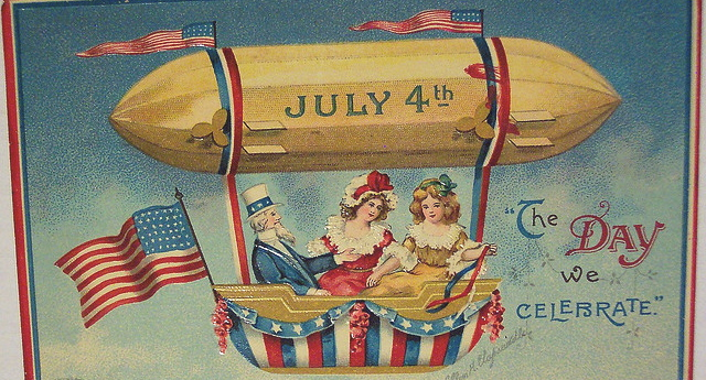 July 4th The Day We Celebrate - Happy Independence Day