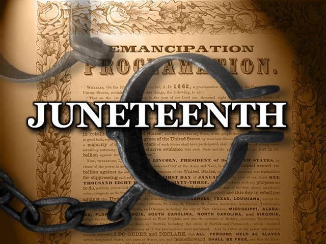 Juneteenth Specials!