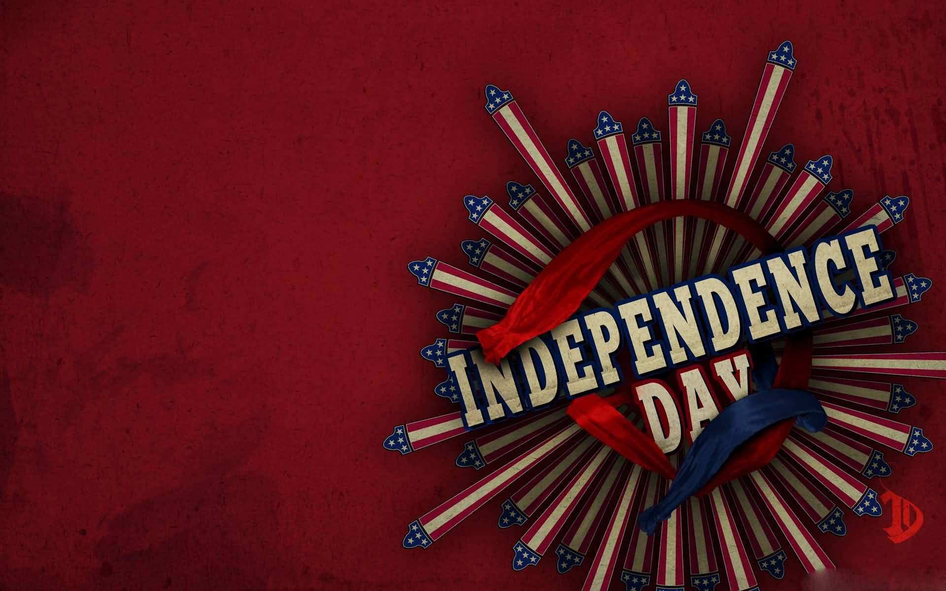 United States Happy Independence Day Idea