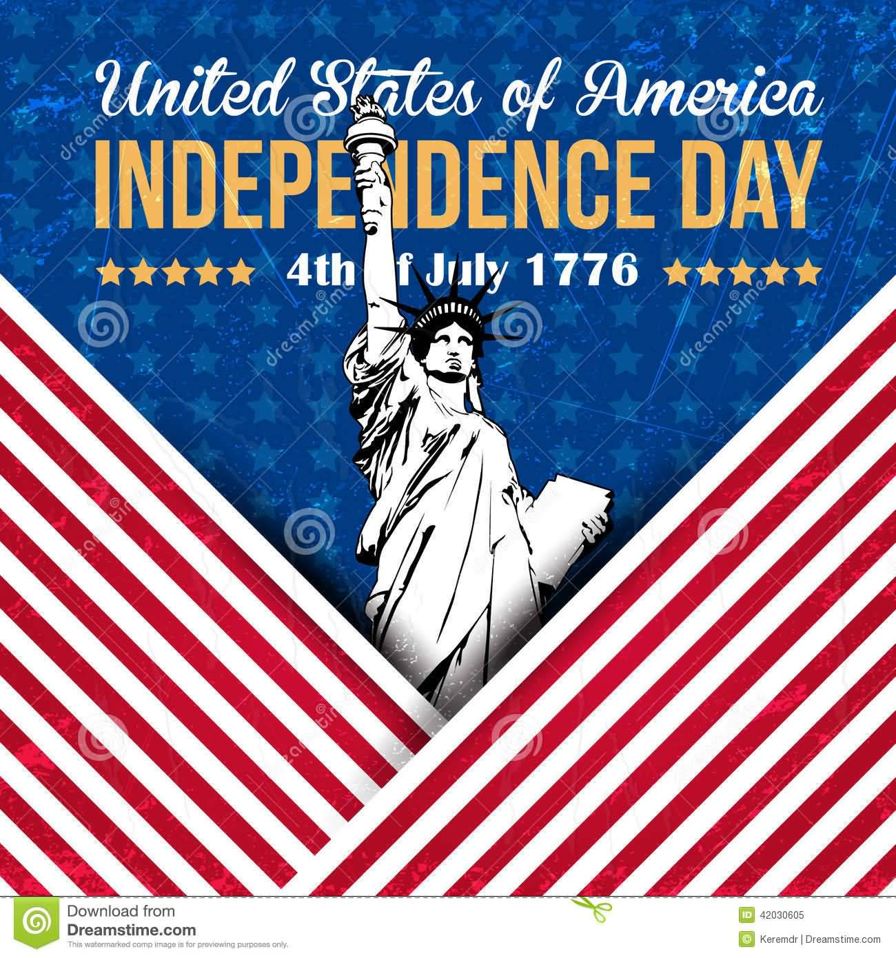 United States Of America - Happy Independence Day