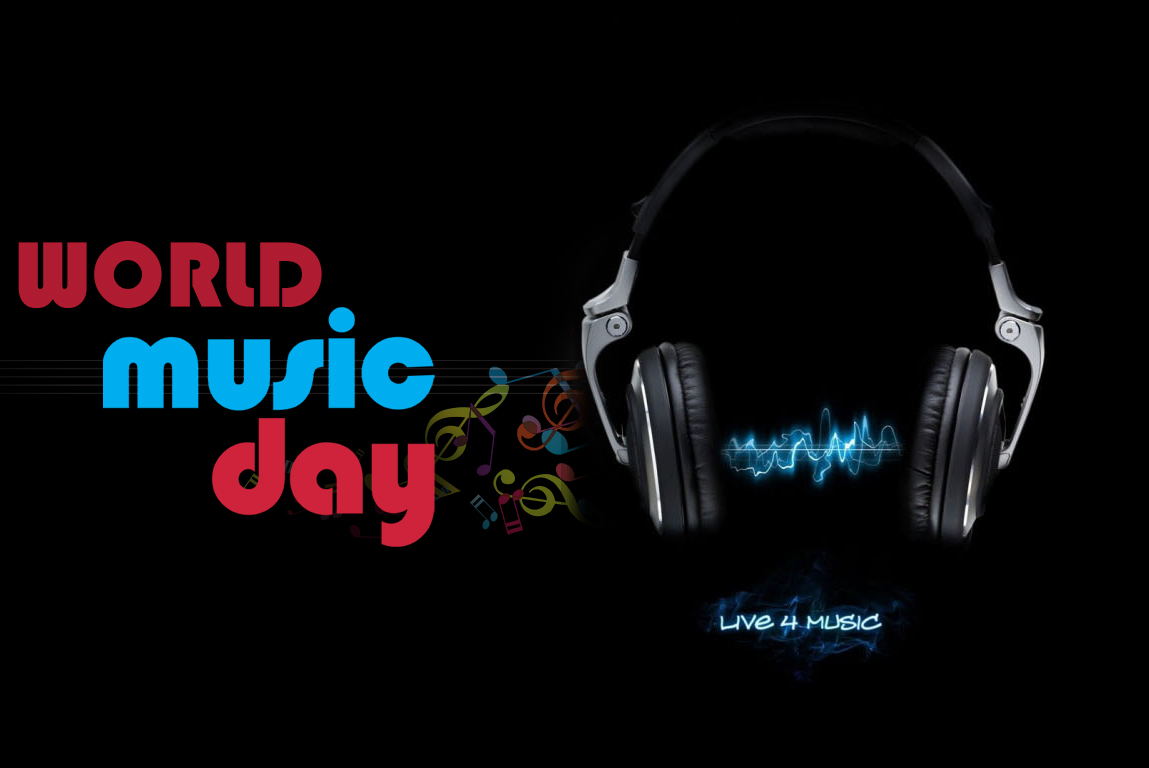World Music Day Wishes Hd Wallpaper