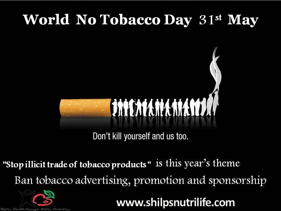 35+ Latest World No Tobacco Day Pictures & Slogans
