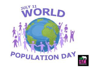 World Population Day - July  11
