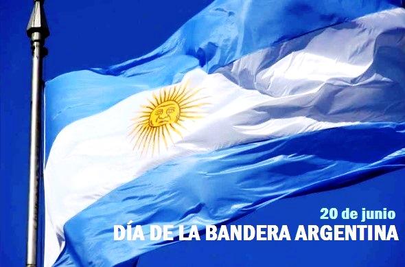 23 Día De La Bandera Argentina Fotos Y Deseos