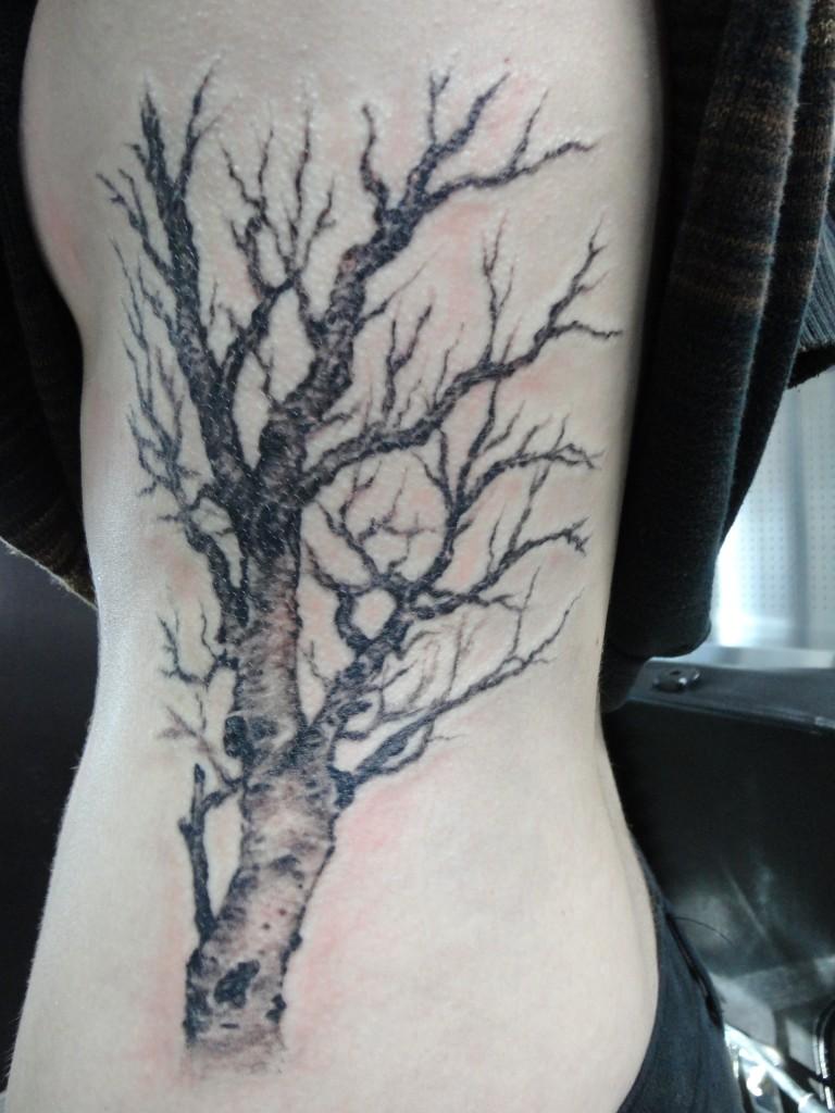 51 birch tree meaningful tattoos ideas. Black Bedroom Furniture Sets. Home Design Ideas