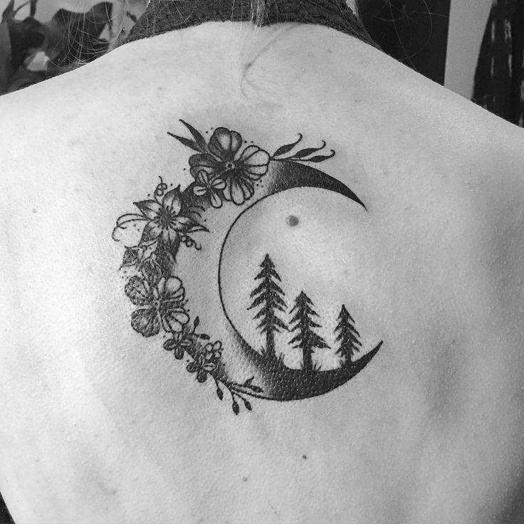 Tattoo Ideas Sun And Moon: 70+ Moon Tattoos Ideas With Meanings
