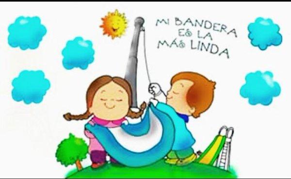 Bandera As La Ma Linda