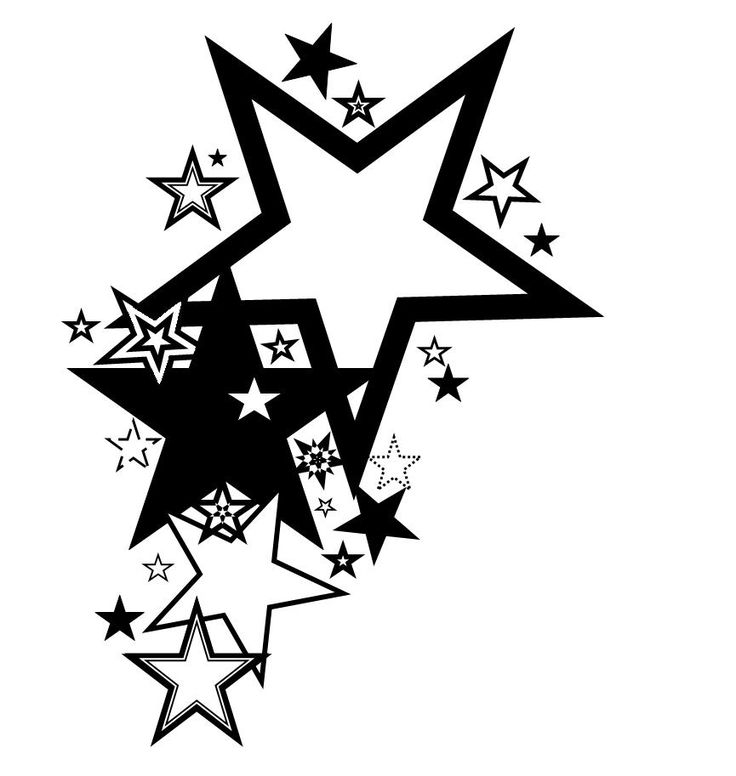 76 beautiful star tattoos and meaningful ideas rh askideas com