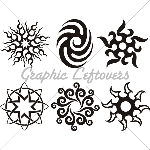 celtic sun tattoo designs and ideas. Black Bedroom Furniture Sets. Home Design Ideas