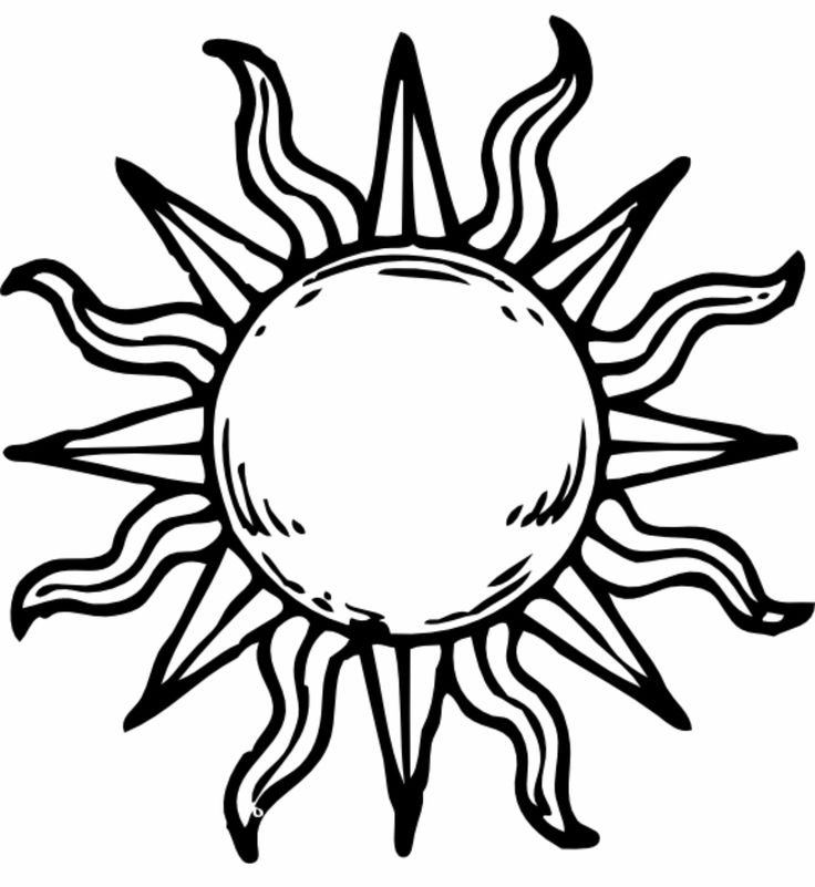 70 Latest Sun Tattoos Ideas With Meanings