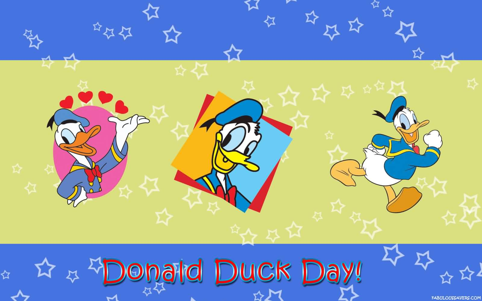 25 Happy Donald Duck Day Wishes And Greetings