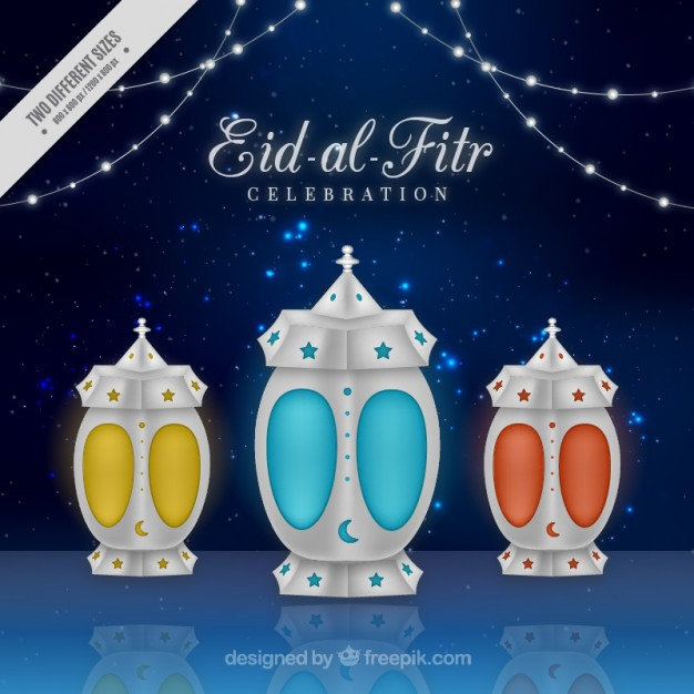 Most Inspiring Festival Eid Al-Fitr Decorations - Eid-Al-Fitr-Celebration  Pictures_318795 .jpg