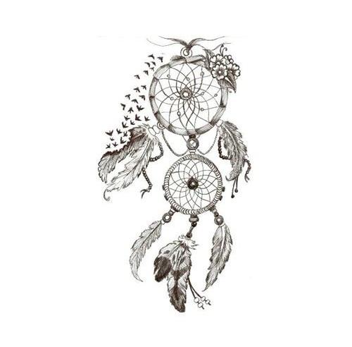 70 Meaningful Dreamcatcher Tattoos Ideas