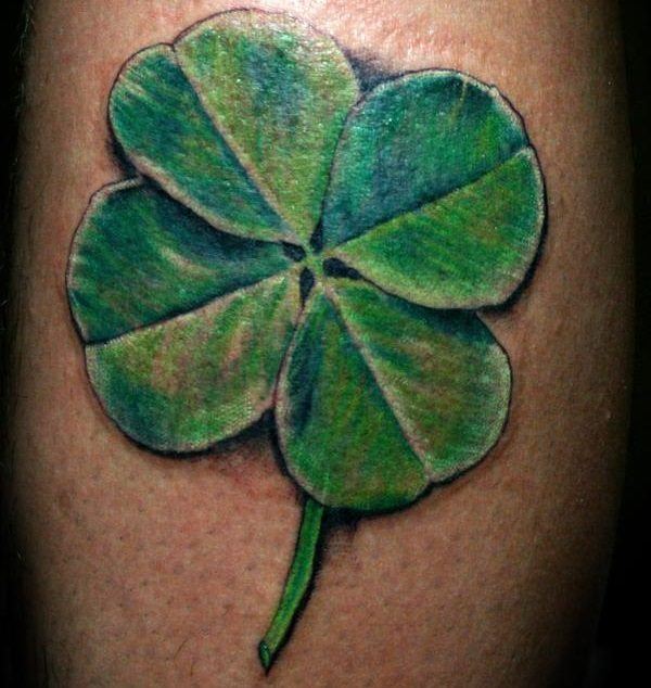 71+ Shamrock Tattoos Ideas with Meanings