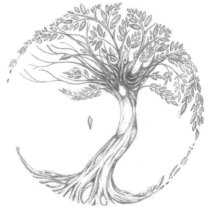 60+ Ash Tree Tattoos Ideas And Meanings